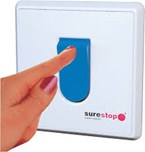 image of a Sure Stop stop tap